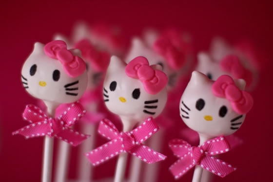 Festa Tema Hello Kitty