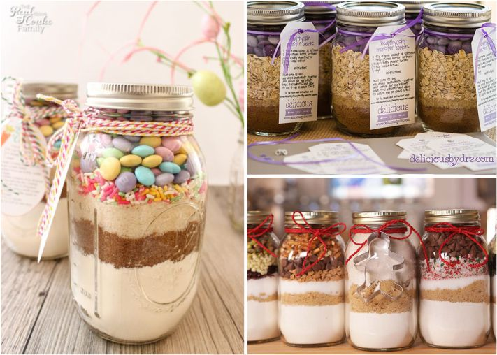 Cookie in a jar